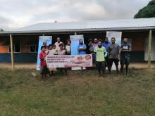 Lenefa community in North Tanna